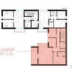 byt 9 umístění na patře